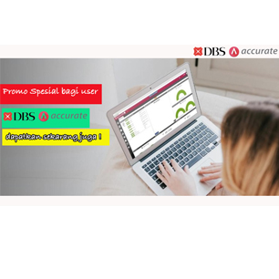 Promo Spesial Accurate Online X Bank DBS Indonesia