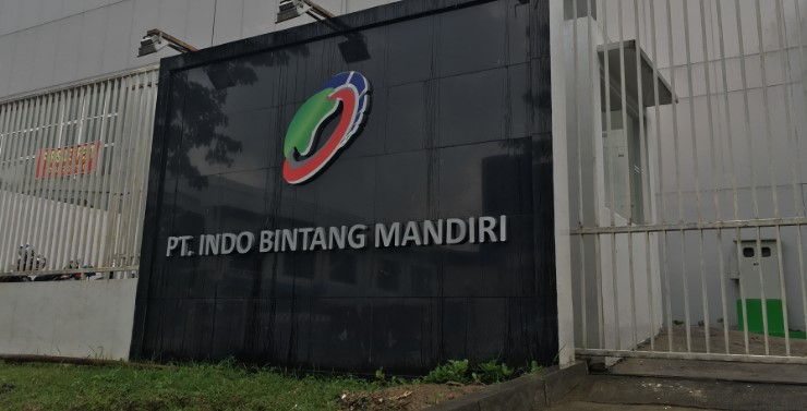 PT Indo Bintang Mandiri pengguna Accurate Software