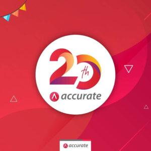 20 Tahun Accurate - ABC Plaza Semanggi