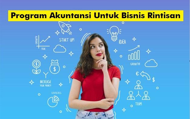 Software Akuntansi untuk Bisnis Rintisan